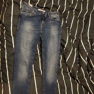 Mavi Alissa high raised skinny jeans
